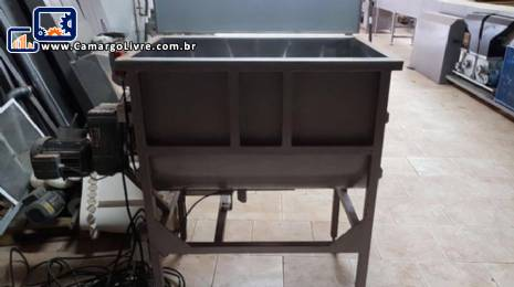 Misturador ribbon blender 300 l