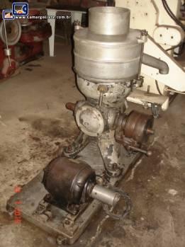 Separador centrifugo para óleos de essência de frutas cítricas