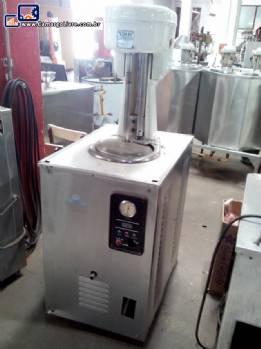 Produtora de sorvete massa vertical Carpigiani