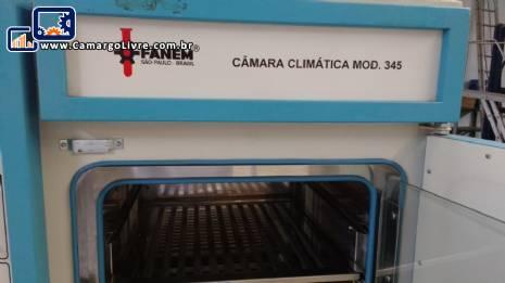 Câmara climática laboratório Fanem 345