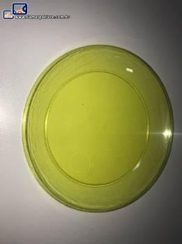 Molde para injeção de prato descartável