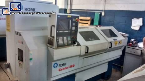 Torno CNC Romi Centur 30 D Multiplic