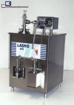 Produtora contínua de sorvetes Lasho