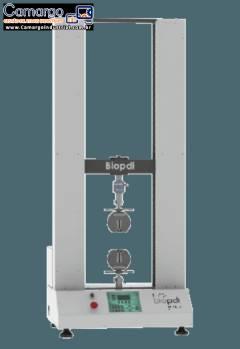 Máquina universal de ensaio coluna simples e dupla