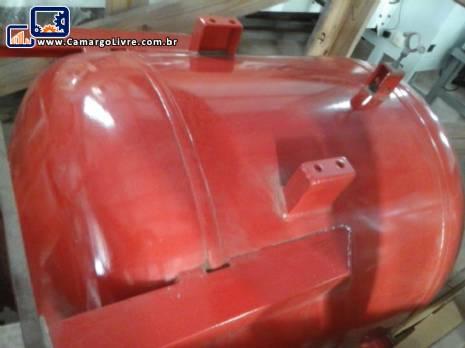 Tanque diafragma contra incêndio para espuma Chemguard