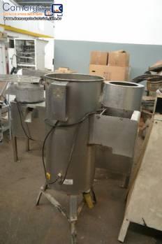 Descascador de legumes 500 kg h Skymsen