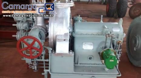 Turbo gerador 500 kva Zanini