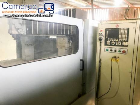 Fresadora portal CNC Chinelatto