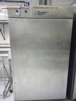Ultracongelador 160 kg Projet